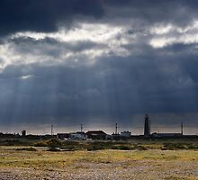 Dungeness Through a Prime Lens 03 by Andy Coleman