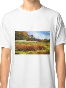 Autumn on the swamp Classic T-Shirt