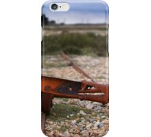 Dungeness Through a Prime Lens 02 iPhone Case/Skin