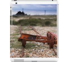 Dungeness Through a Prime Lens 02 iPad Case/Skin