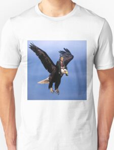 Trump Riding Eagle Unisex T-Shirt