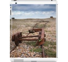 Dungeness Through a Prime Lens 01 iPad Case/Skin