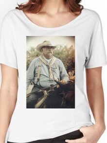 Cattle Drive 22 Women's Relaxed Fit T-Shirt
