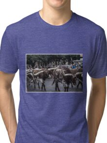 Cattle Drive 24 Tri-blend T-Shirt