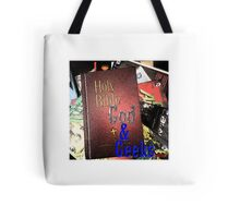 God and Geeks Podcast Logo Tote Bag