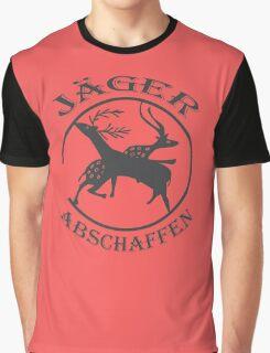 JÄGER ABSCHAFFEN Graphic T-Shirt