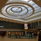 Eldon Square Shopping Centre, Newcastle-upon-Tyne by kathrynsgallery