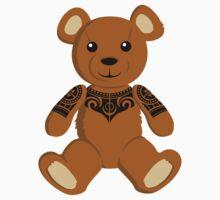 Tribal Teddy Kids Tee