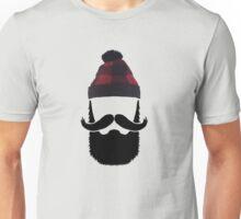 Minimalist Lumberjack Unisex T-Shirt