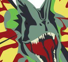 dilophosaurus Sticker