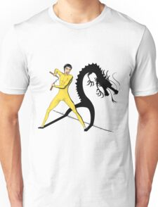 shadow of dragon Unisex T-Shirt