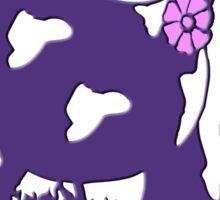 VEGAN FOR ANIMALS Sticker