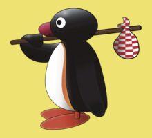 Pingu the Penguin Baby Tee