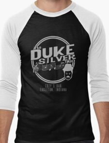 Duke Silver Trio Men's Baseball ¾ T-Shirt