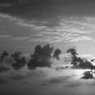 Monochrome Sunrise by EzekielR