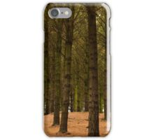 Pines iPhone Case/Skin