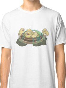 Spirited Away Chickens/Tori Classic T-Shirt
