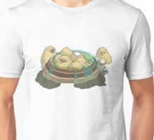 Spirited Away Chickens/Tori Unisex T-Shirt