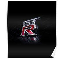GTR new logo 2 Poster