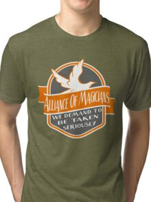 Alliance of Magicians Tri-blend T-Shirt
