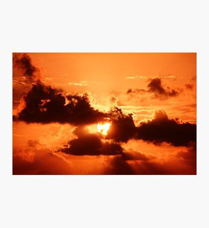 Another Sunrise at Bondi 2 Photographic Print