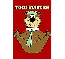 Yogi Master Photographic Print