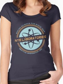 Nye Labs Women's Fitted Scoop T-Shirt