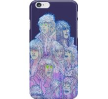 all the feelz feat Mephena iPhone Case/Skin