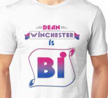 Dean is bi Unisex T-Shirt