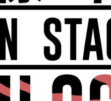 BTS On Stage Epilogue Sticker