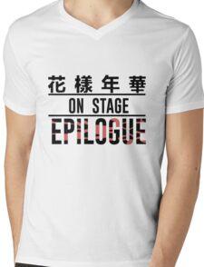 BTS On Stage Epilogue Mens V-Neck T-Shirt