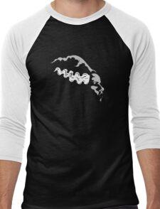 The Bride of Frankenstein Men's Baseball ¾ T-Shirt
