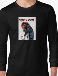 Travis Scott Long Sleeve T-Shirt