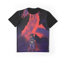 The Rise of Death Graphic T-Shirt
