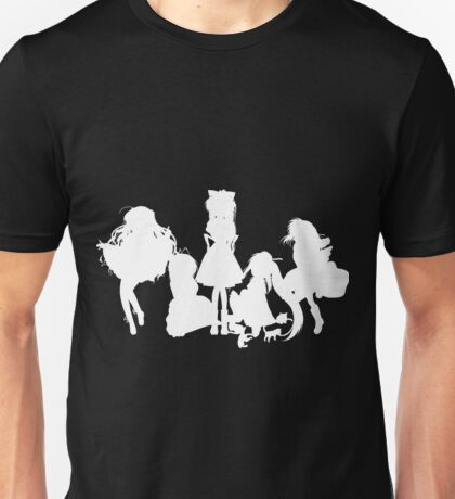 Key Visual Arts Girls (White Edition) Unisex T-Shirt
