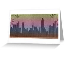 funky town Greeting Card