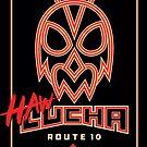 Hawlucha Underground by thom2maro