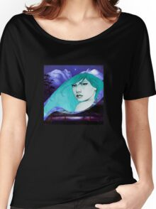 BLUE PERIOD Women's Relaxed Fit T-Shirt