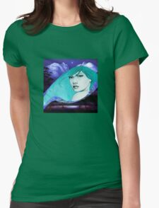 BLUE PERIOD Womens Fitted T-Shirt