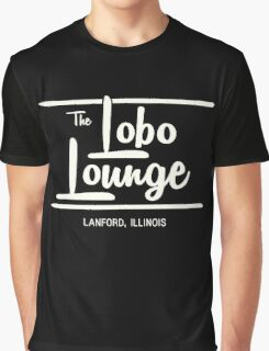 The Lobo Lounge Graphic T-Shirt