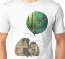 Balloon Monkey dream Unisex T-Shirt