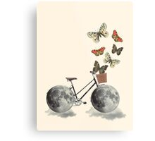 Take a ride (bike) Metal Print