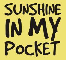 Sunshine in my Pocket One Piece - Short Sleeve
