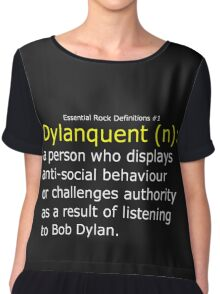 Dylanquent 2 Chiffon Top