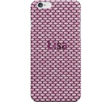 Lisa iPhone Case/Skin