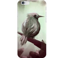 for the ones bird iPhone Case/Skin