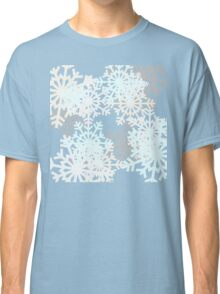 Blizzard by Anne Winkler Classic T-Shirt