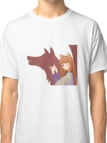 Spice and Wolf Classic T-Shirt