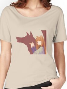 Spice and Wolf Women's Relaxed Fit T-Shirt