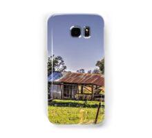 """Old Shed"" Luddenham, NSW, Australia Samsung Galaxy Case/Skin"
